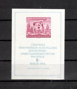 DDR Michelnummer 445 B Block 10 postfrisch