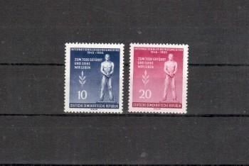 DDR Michelnummer 459 - 460 A postfrisch
