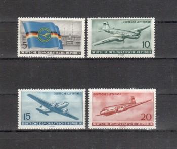 DDR Michelnummer 512 - 515 postfrisch