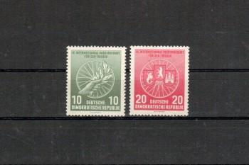 DDR Michelnummer 521 - 522 postfrisch