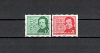 DDR Michelnummer 541 - 542 postfrisch