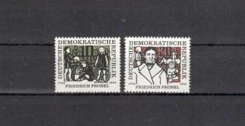 DDR Michelnummer 564 - 565 postfrisch