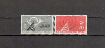 DDR Michelnummer 620 - 621 postfrisch