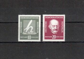 DDR Michelnummer 626 - 627 postfrisch