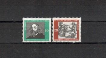 DDR Michelnummer 643 - 644 postfrisch