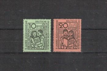 DDR Michelnummer 680 - 681 postfrisch