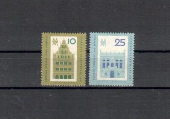 DDR Michelnummer 843 - 844 postfrisch