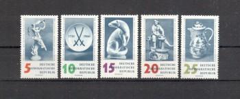 DDR Michelnummer 774 - 778 postfrisch