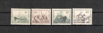 DDR Michelnummer 817 - 820 postfrisch