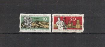DDR Michelnummer 833 - 834 postfrisch