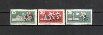 DDR Michelnummer 886 - 888 postfrisch