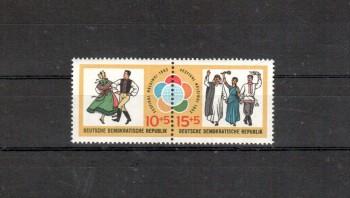DDR Michelnummer 905 - 906 postfrisch