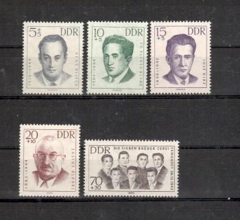 DDR Michelnummer 918 - 922 postfrisch