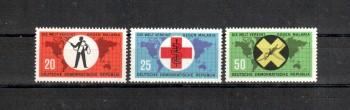DDR Michelnummer 942 - 944 postfrisch