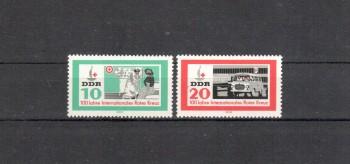 DDR Michelnummer 956 - 957 postfrisch