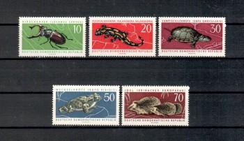 DDR Michelnummer 978 - 982 postfrisch