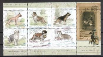 Hunde 011 Argentinien Michelnummer 2489 - 2494 postfrisch