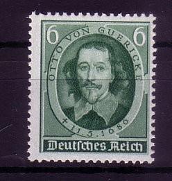 Deutsches Reich Michelnummer 608 postfrisch
