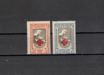 Estland Michelnummer 29 - 30 A postfrisch