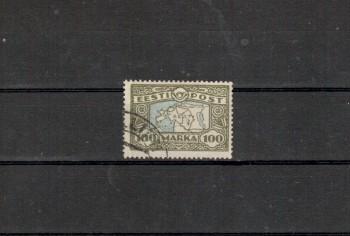 Estland Michelnummer 40 gestempelt