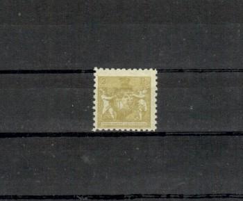 Liechtenstein Michelnummer 45 postfrisch Falz
