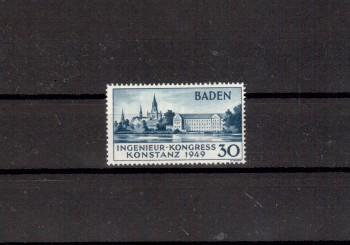Baden Michelnummer 46 II postfrisch