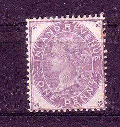 GB - Stempelmarken Michelnummer 18 postfrisch
