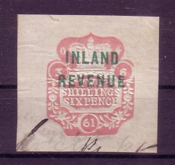 GB - Stempelmarken Michelnummer 34 III gestempelt