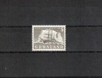 Groenland Michelnummer 41 postfrisch