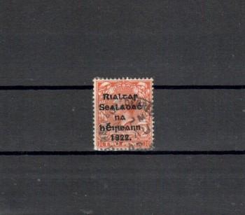 Irland Michelnummer 15 I. I gestempelt