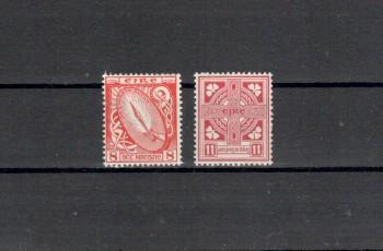 Irland Michelnummer 106 - 107 postfrisch