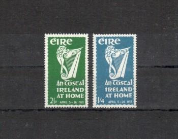 Irland Michelnummer 116 - 117 postfrisch