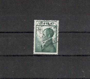 Irland Michelnummer 118 gestempelt