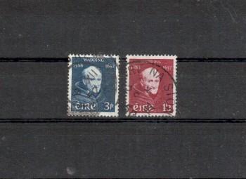 Irland Michelnummer 134 - 135 gestempelt