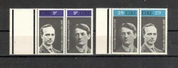 Irland Michelnummer 244 - 247 Paare postfrisch