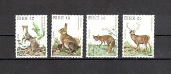 Irland Michelnummer 421 - 424 postfrisch