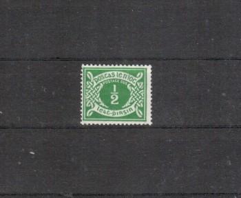 Irland Michelnummer Porto 5 postfrisch Falz