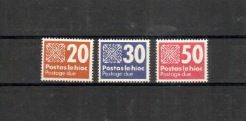 Irland Michelnummer Porto 32 - 34 postfrisch