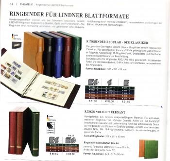 Lindner Ringbinder Regular gruen  1104 - G gruen Neu