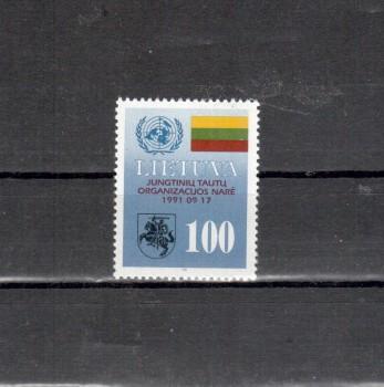 Litauen Michelnummer 495 postfrisch