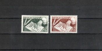 Monako Michelnummer 468 - 469 postfrisch