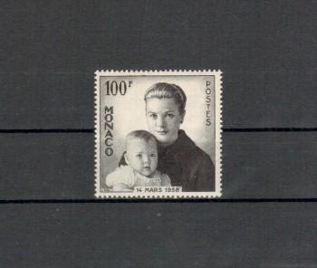 Monako Michelnummer 587 postfrisch