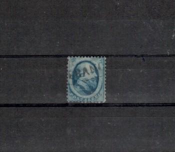 Niederlande Michelnummer 4 gestempelt