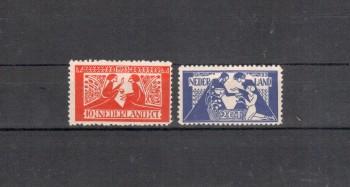 Niederlande Michelnummer 134 - 135 postfrisch
