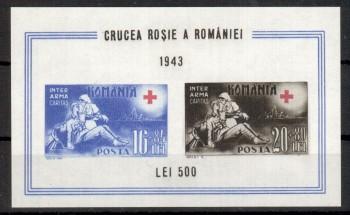 Rumaenien Michelnummer Block 20 postfrisch