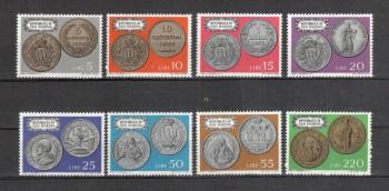 San Marino Michelnummer 1017 - 1024 postfrisch