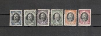 San Marino Michelnummer 125 - 130 postfrisch