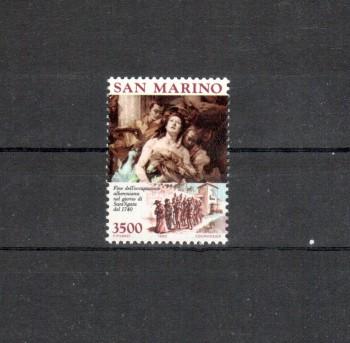 San Marino Michelnummer 1434 postfrisch