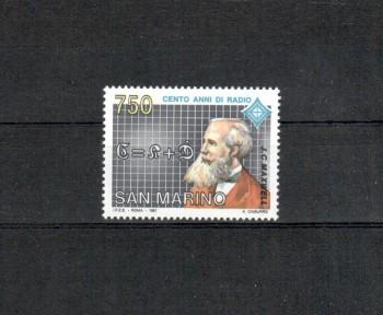 San Marino Michelnummer 1487 postfrisch