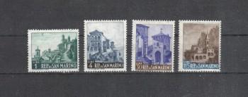 San Marino Michelnummer 682 - 685 postfrisch